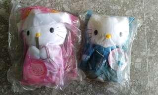 Hello kitty soft toy (Japanese)