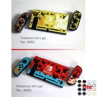 switch case Nintendo & Joy-Con theme free sp + thumb grip CNY sale