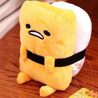 Sanrio Gudetama Sushi Plush Toy