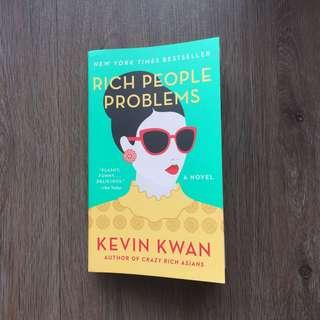 Novel Rich People Problems by Kevin Kwan