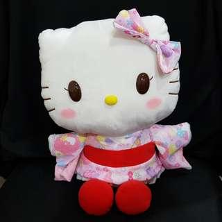 *Valentine's Day Offer!* Kimono Hello Kitty UFO Catcher Prize from Japan