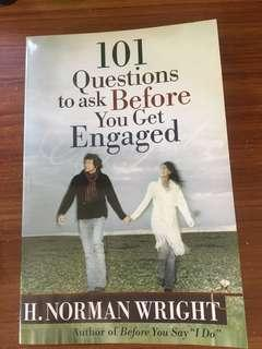 101 Questions before You get Engaged