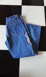 Preloved celana panjang 1x pakai