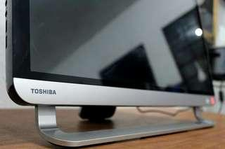 TOSHIBA ALL-IN-ONE PC