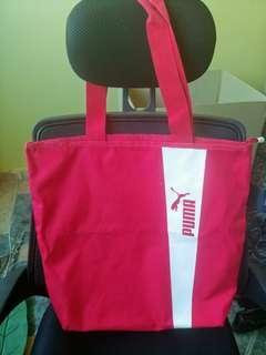 Puma Red Bag (Unisex)