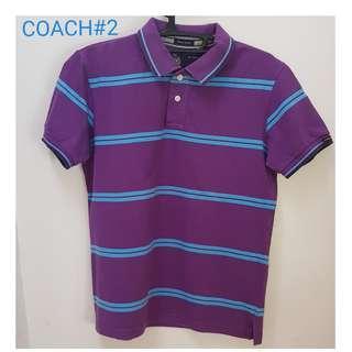 Coach Polo Shirt for Men(#2)