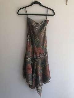 Piper lane strapless dress (Aus made)