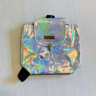🚚 Holographic Backpack