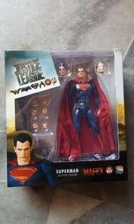Justice league Superman DC Mafex