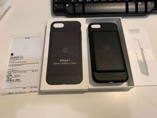 Apple IPhone 7 Smart Battery Case black