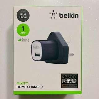 Belkin Mixit Home Charger - Black