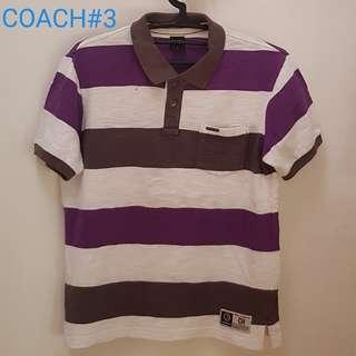 Coach Polo Shirt for Men(#3)