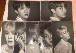 BTS WINGS PREMIUM PHOTO