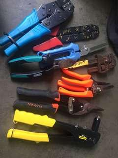 Use tools   Some new never use