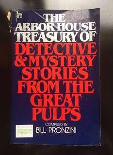 The Arbor House Treasury of Detective & Mystery Stories from Great Pulps
