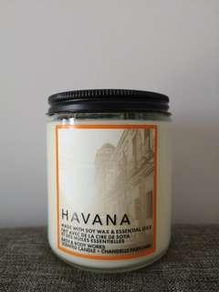 Bath&body works Havana candle
