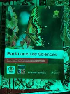 Earth and Life Sciences