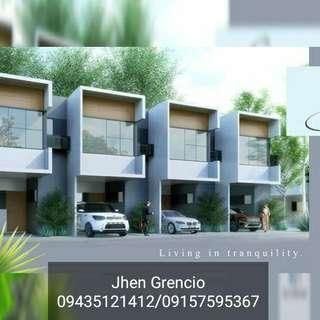 3 bedroom townhouse antipolo city