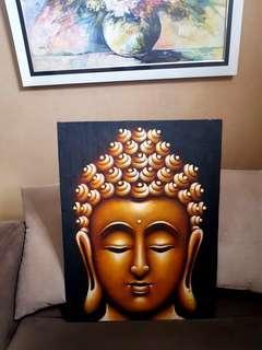 Lukisan Buddha