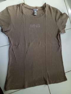 Mango tshirt kaos original