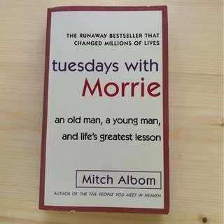 Tusdays with Morrie