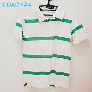 Coach Polo Shirt for Men(#4)