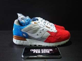 "8.5US Sneakers 76 x Saucony Shadow 5000 ""Legend of God Taras"""
