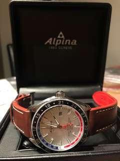 Alpina Alpiner 4GMT
