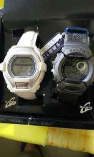 🚚 Casio Baby~G.G cool.兩支