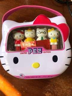Hello Kitty Pez Tin (Limited Edition!!)