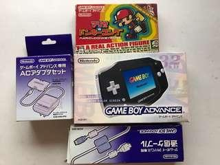 Gameboy Advance Complete Package Authentic Japan