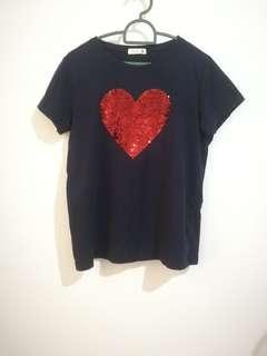 LOVE T-shirt #MMAR18