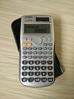 Casio FX-50FH II Calculator H.K.E.A.A. Approved