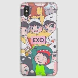 kpop-inspired hard phone cases