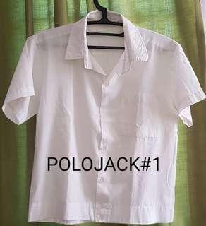 White School Polo Jack Uniform for Boys