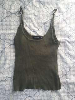 Glassons knit singlet