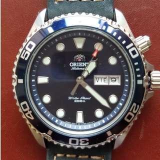 Orient Ray 1 - Blue Sunburst (Ref - CEM65009D)