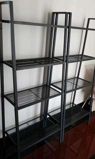 Shelves black