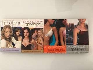 Gossip Girl Books 1-4 | Cecily von Ziegesar