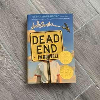 🚚 Dead End in Norvelt by Jack Gantos