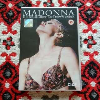 Madonna - The Girlie Show: Live Down Under (DVD)