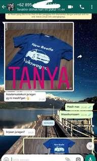 TANYA - TRANSFER - KIRIM ( JGN RAGU BOSQU )