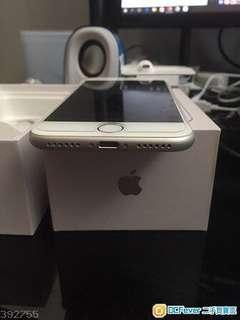 iPhone 8 銀色 64g有花