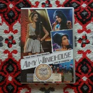Amy Winehouse - I Told You I Was Trouble: Live in London (DVD)