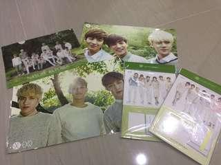 EXO - Nature Republic Clearance Set