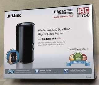 D Link Router AC1750 brand new unused