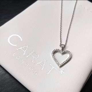 Carat* London necklace 頸鏈