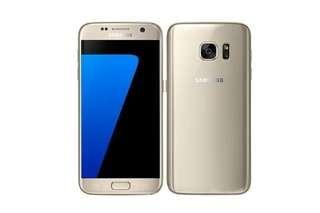 🚚 Samsung Galaxy S7 (Champagne Gold, 32GB)