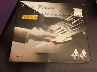 Piano CDs