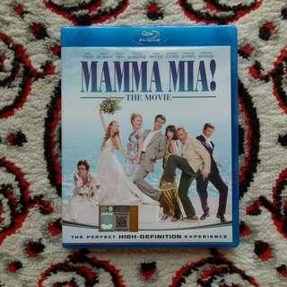Mamma Mia: The Movie (Blu-ray) [Region Free]